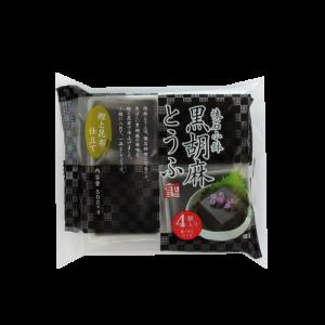 聖食品 懐石小鉢黒胡麻とうふ