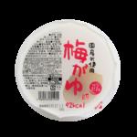 国産米使用 梅がゆ